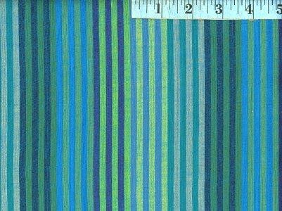 Woven Stripe-Wcater/blue