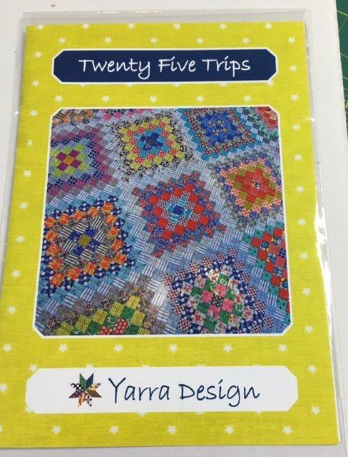Twenty Five Trips