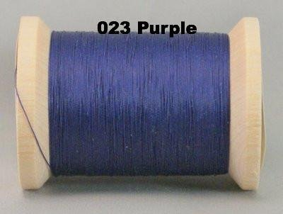 YLI Hand Quilting Thread - Purple 023 - Large Spool