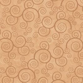 Curly Scroll Camel