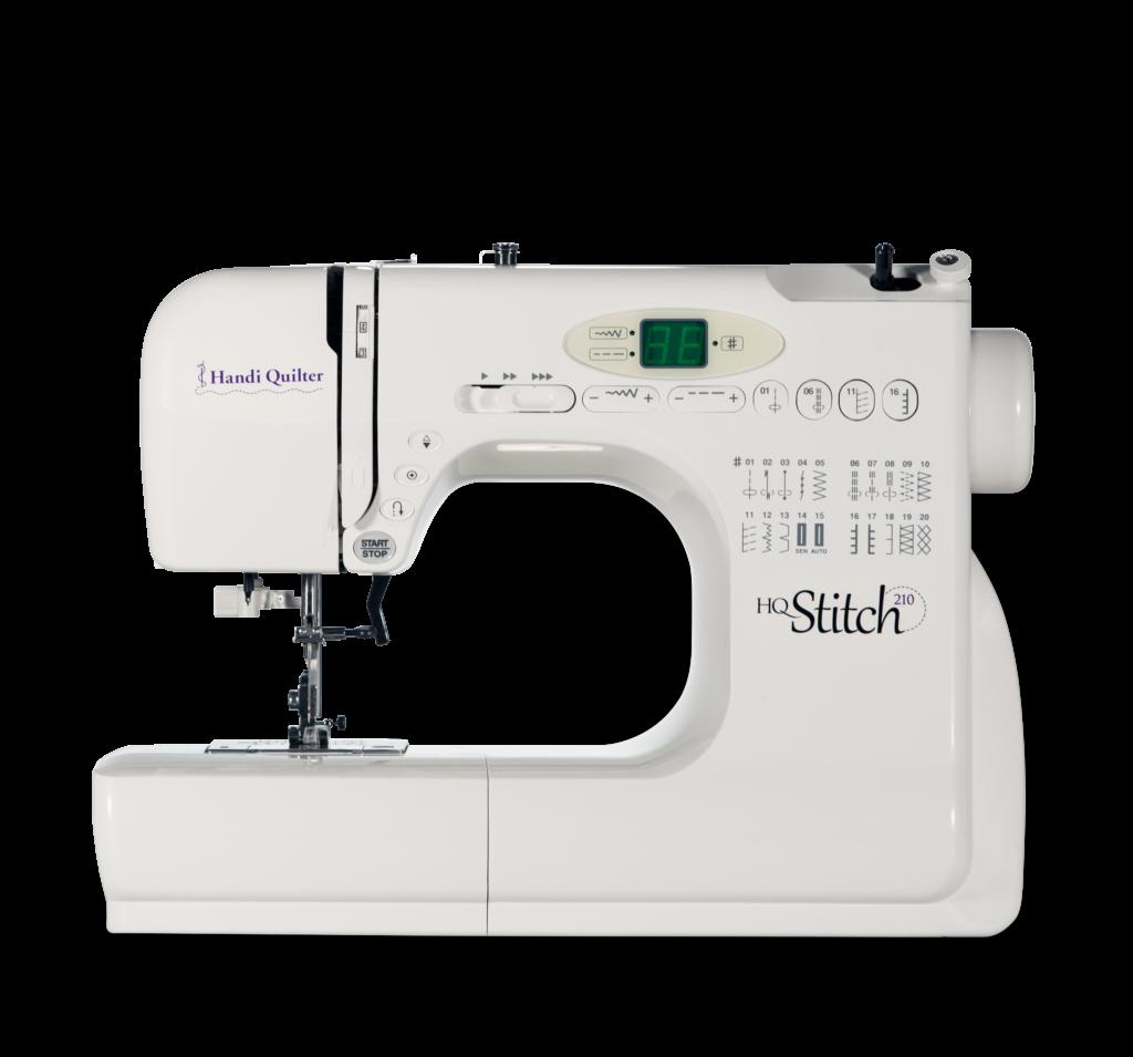 HQ Stitch 210 by HandiQuilter