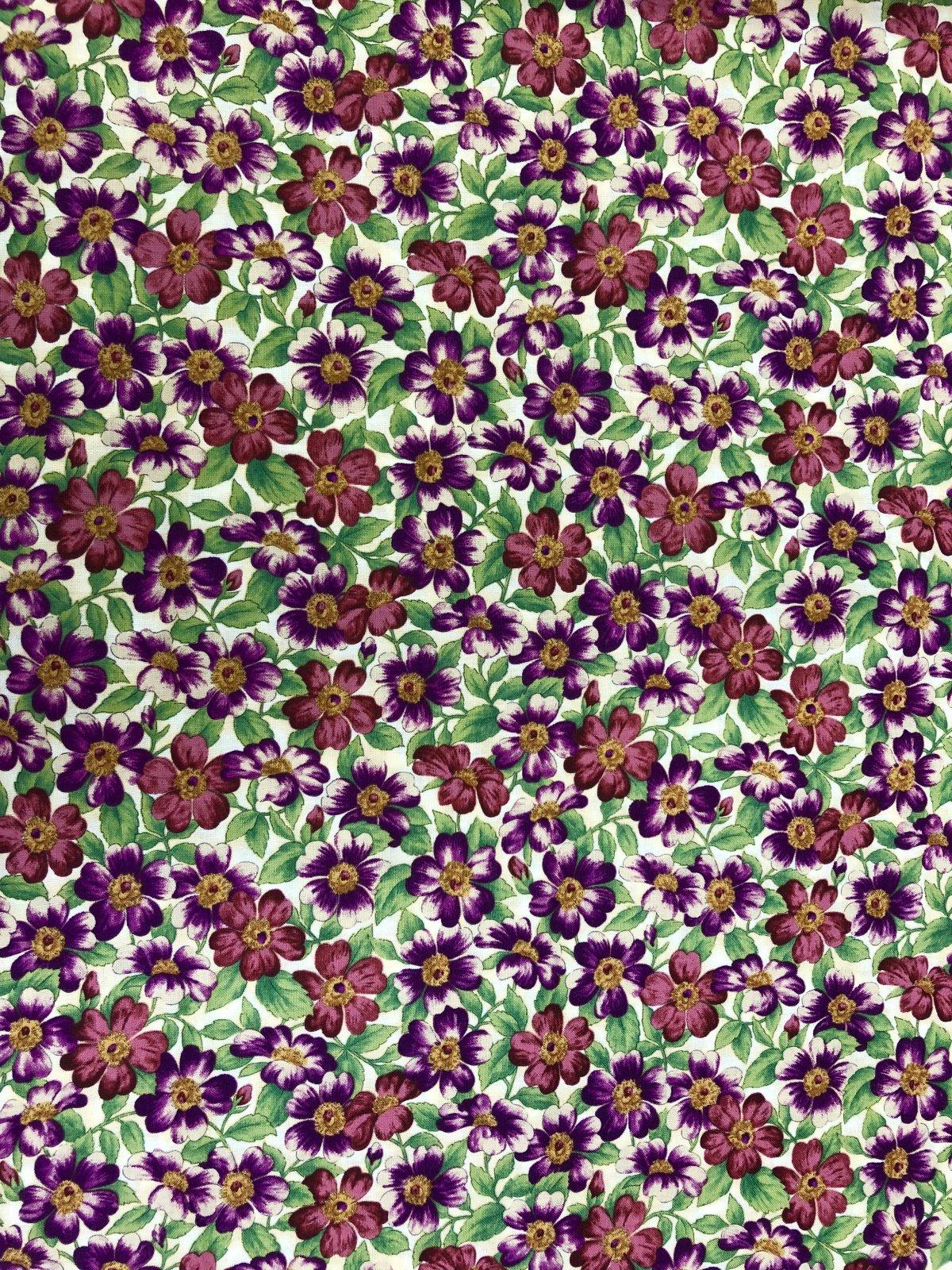 Prairie Flowers Purple/Pink