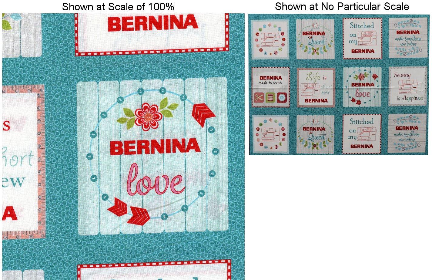 My Happy Place Panel (Bernina Exclusive Prints)