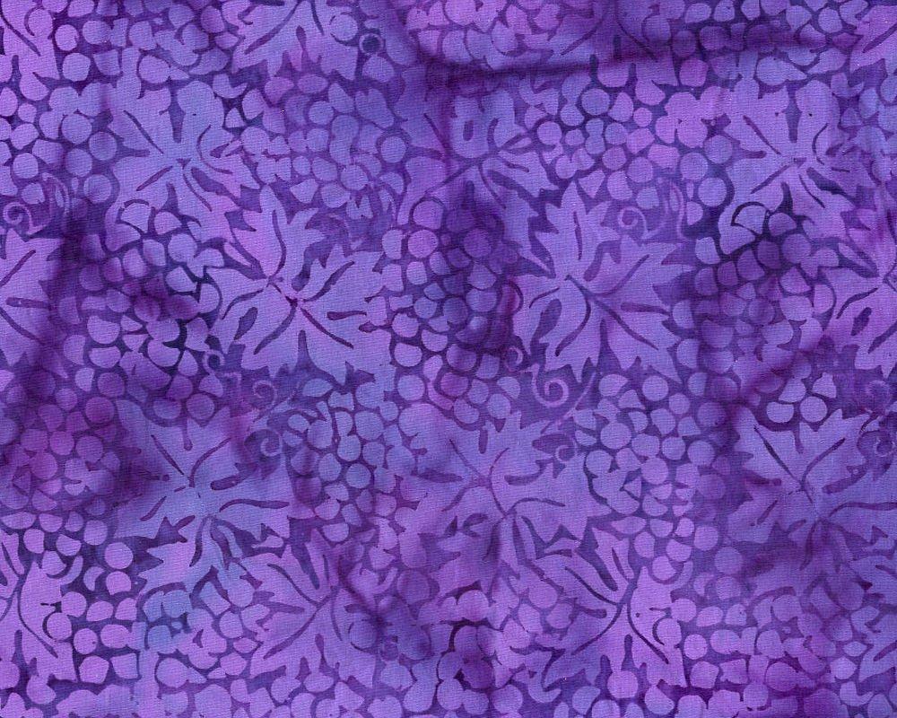 Grapes - Batik