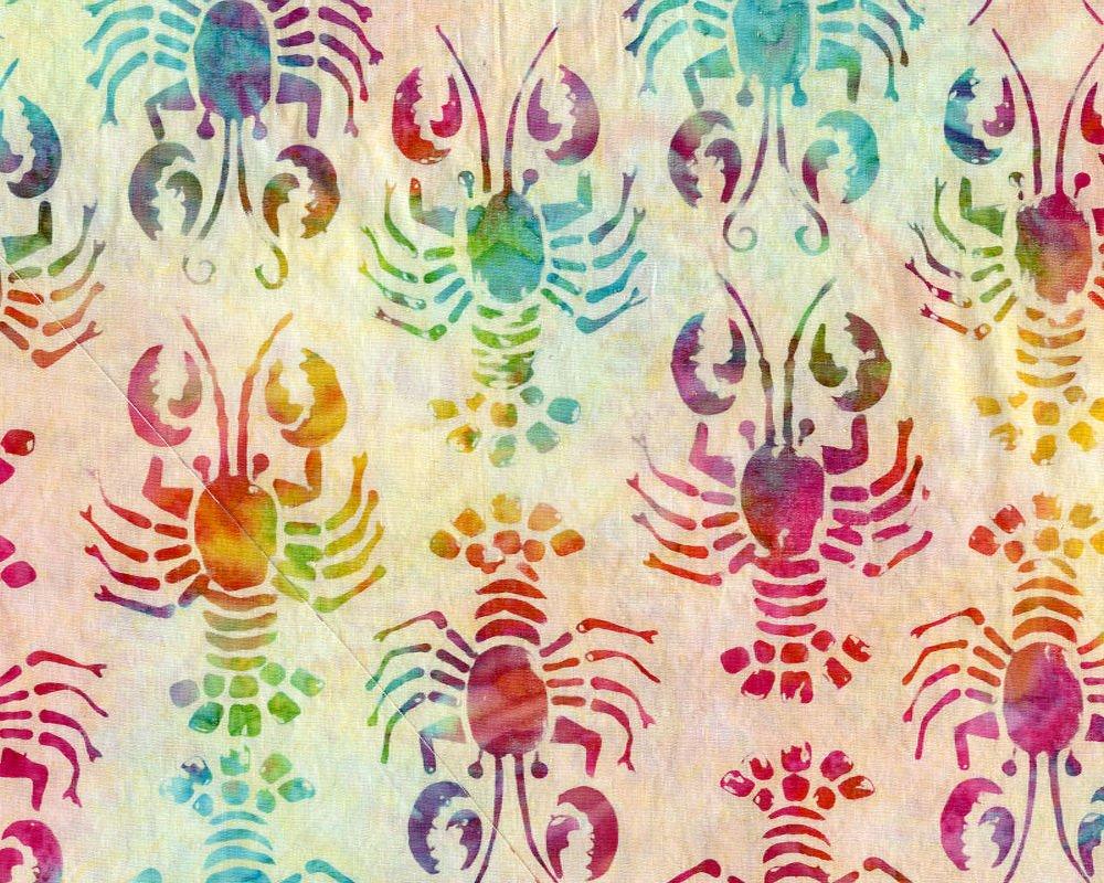 Lobster by Island Batik