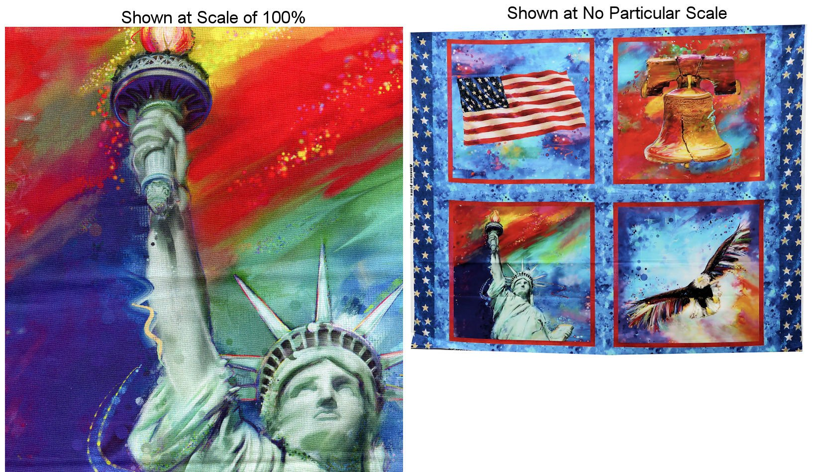 American Icons Panel