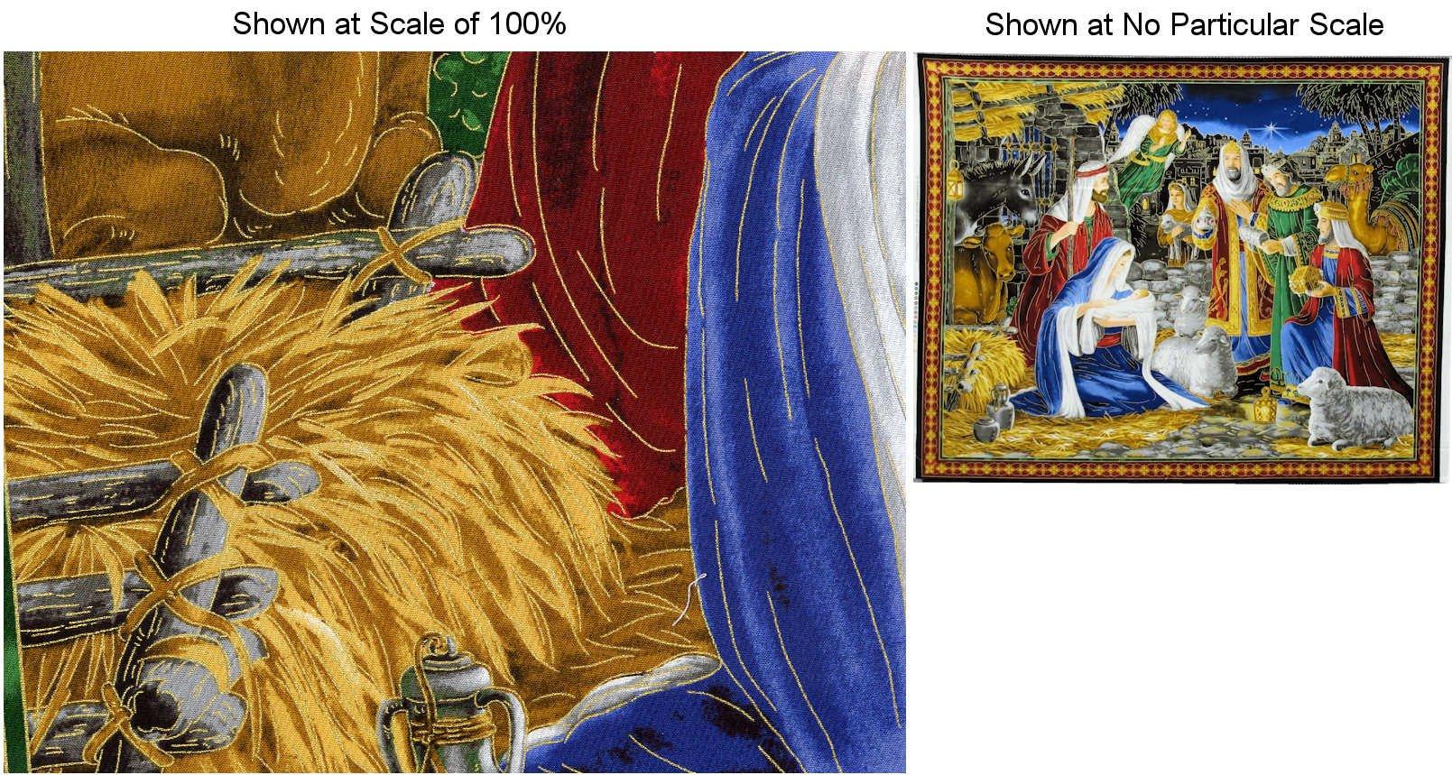 Miracle In Bethlehem (Panel)
