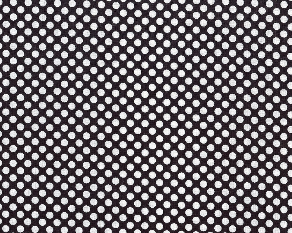 Colorworks Concepts blk w/white dots