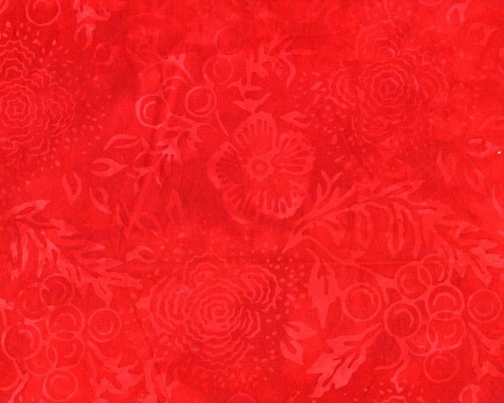 Vibrating Flower Batik