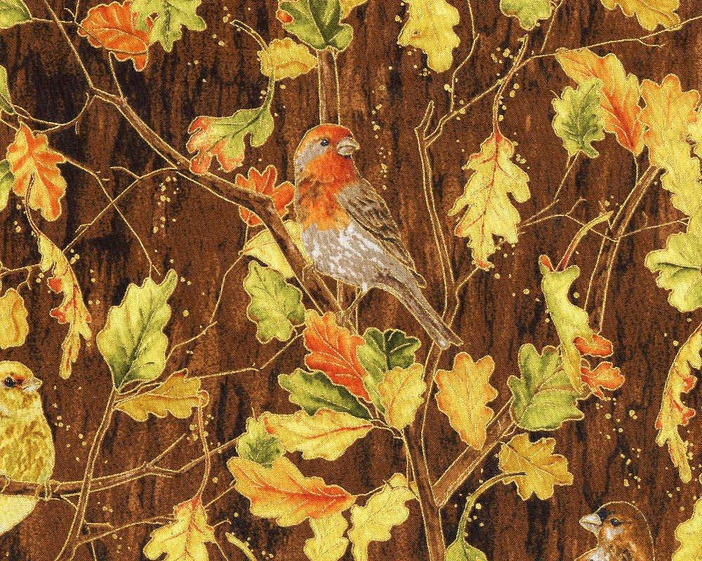 Autumn Air Birds