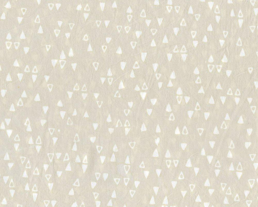Modern Batiks Tan Triangle