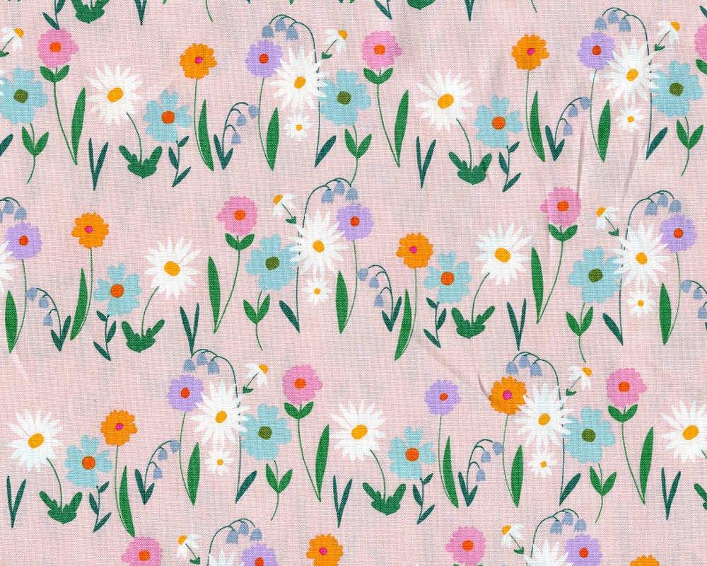 Daisy Chain - Field of Flowers