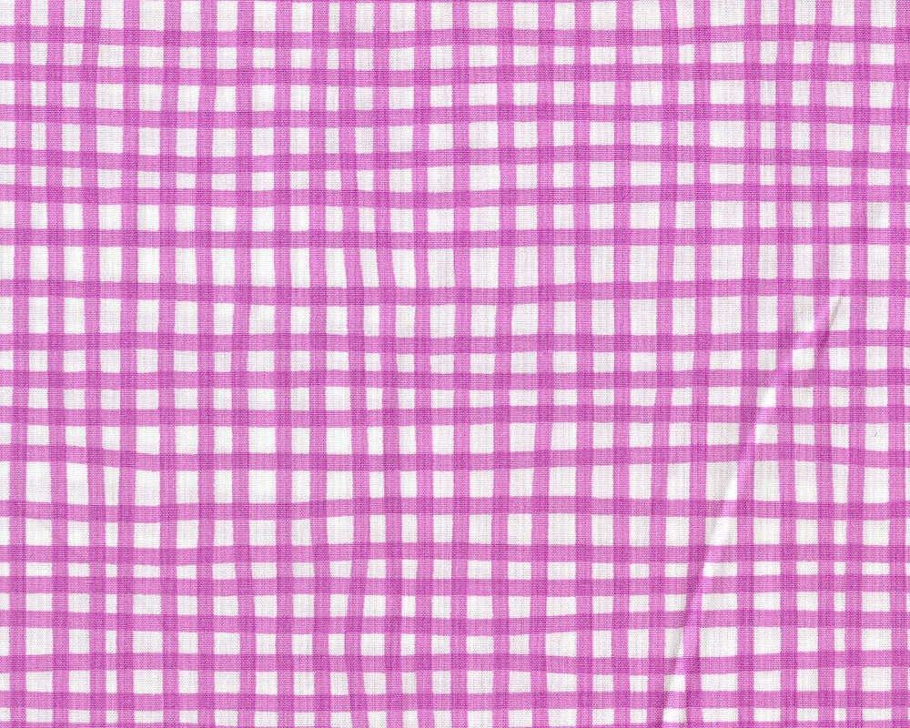 Daisy Chain - Purple Plaid