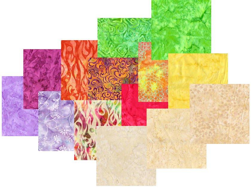 Batik Textiles August 2019