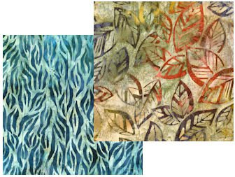 By The Brook Batiks