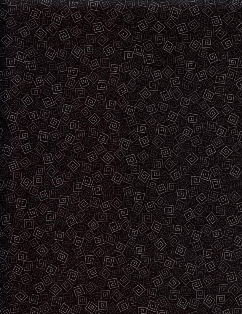 Harmony Cotton Black Metallic