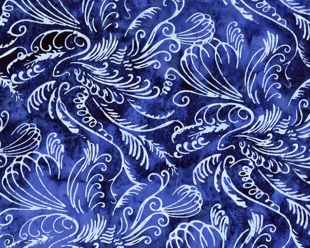 Tahiti Batik