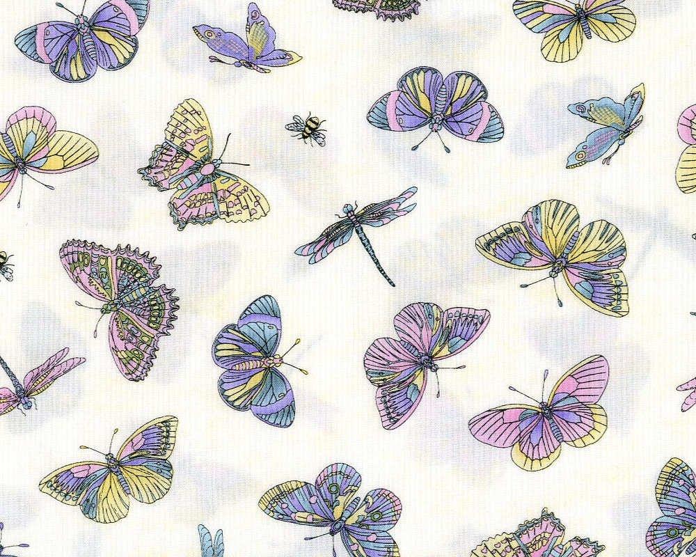 Graceful Garden Butterfly