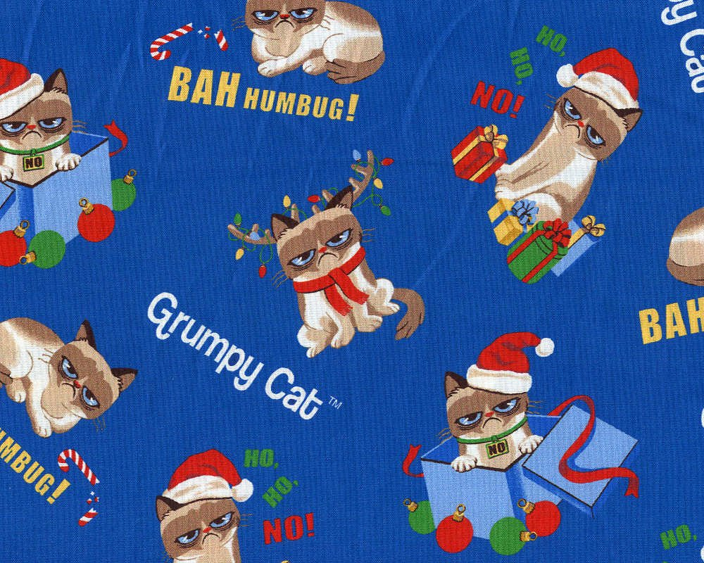 Grumpy Cat Christmas.Grumpy Cat Christmas Grumpy Cats 745138929525