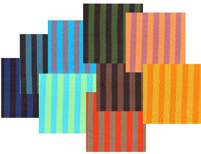 Shot Cannon Stripe Wide Stripe by Kafee Fassett