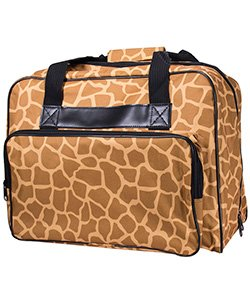 Giraffe Sewing Machine Tote