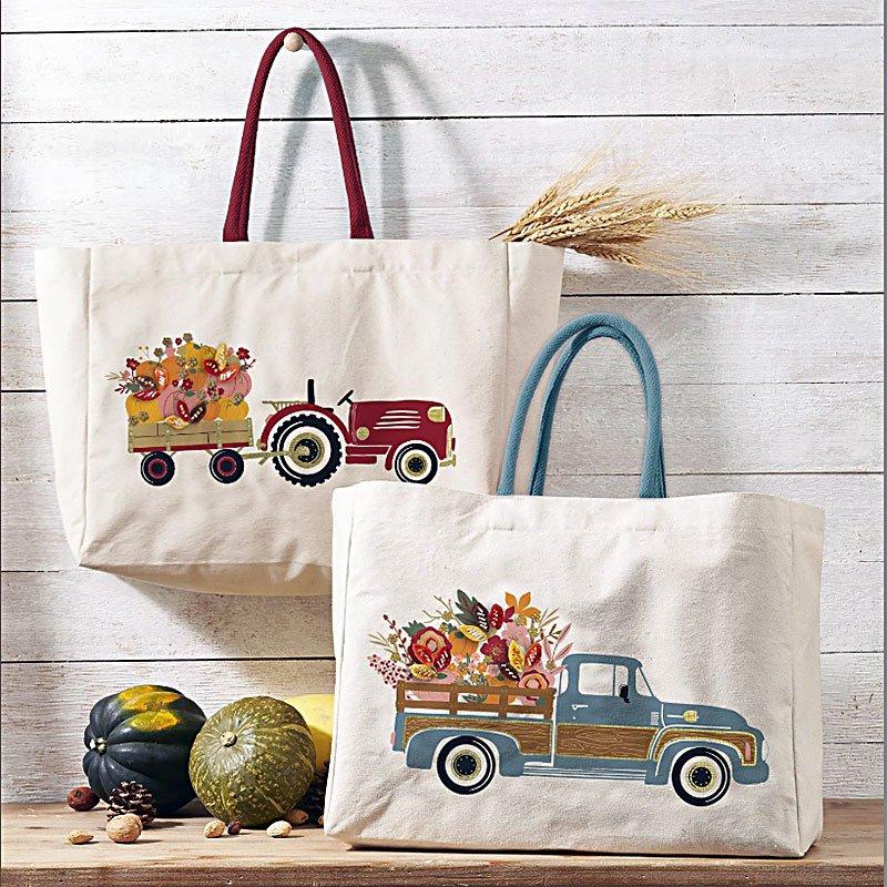 Tote Bag Farmers Market