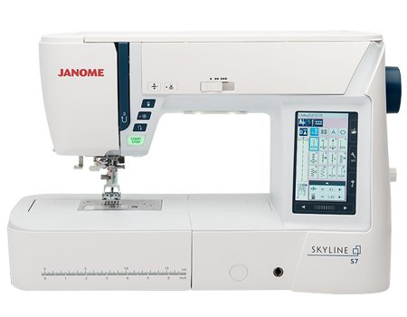 Janome Machine Skyline S7
