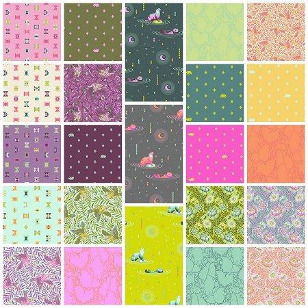 Tula Pink 10 Spirit Animal