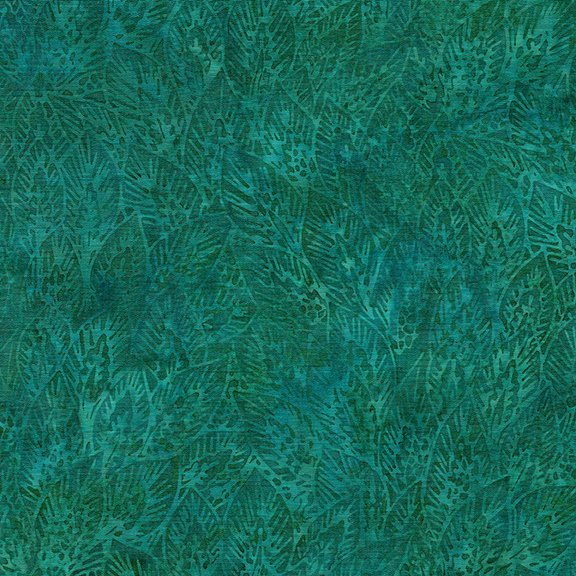 Vincent's Garden Wheat Leaves Dk Lagoon