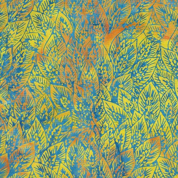 Summer Fields Wheat Leaves Watercress