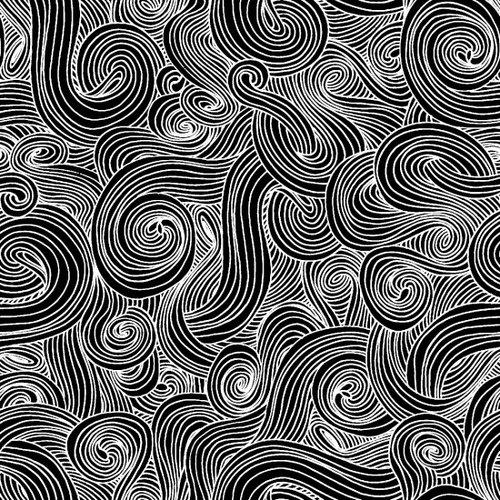 Just Color! Swirl Blackboard