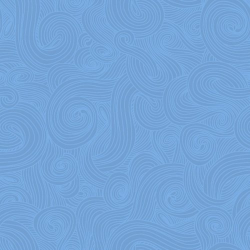 Just Color! Swirl Chambray