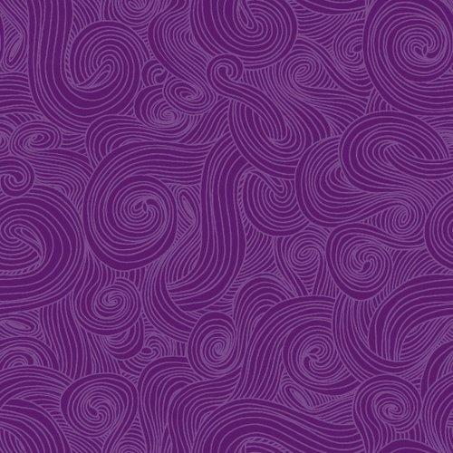 Just Color! Swirl Grape