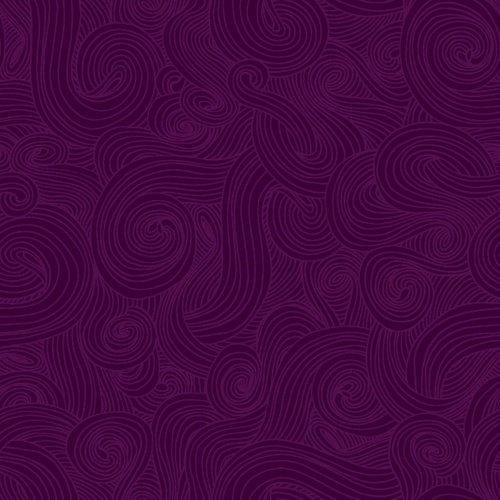 Just Color! Swirl Plum