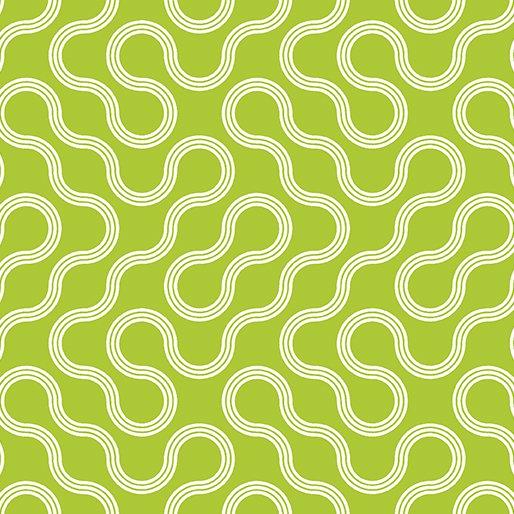 Good Vibes Slippin Slide Green