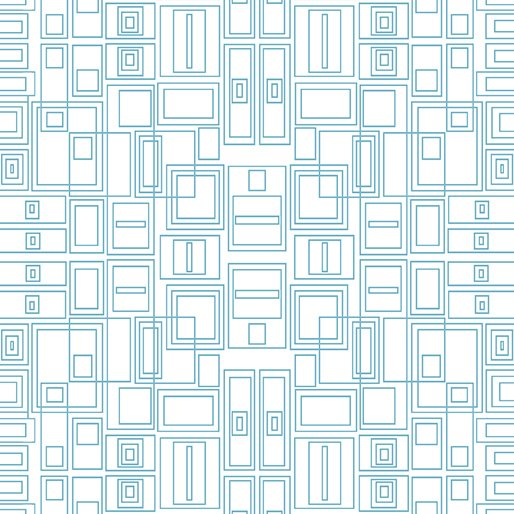 Good Vibes Circuit Board Turquoise
