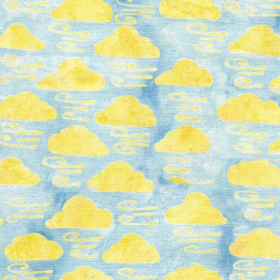 Forecast Clouds Blue Heather