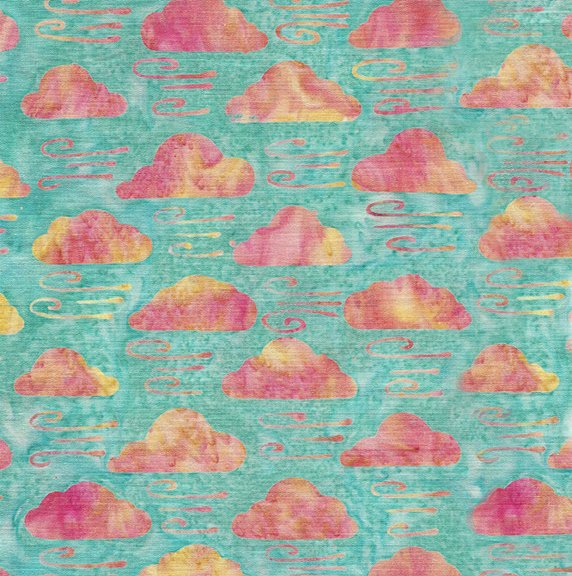 Forecast Clouds Watermelon Rind