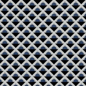 Retro Vibes Tri Sphere Black/Blue