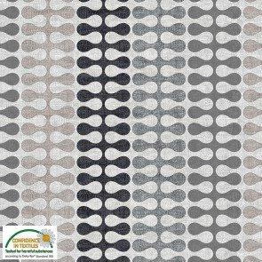 Vilma Lobe Stripe Grey
