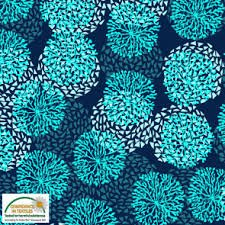 Sea All The Good Things Urchin Blue