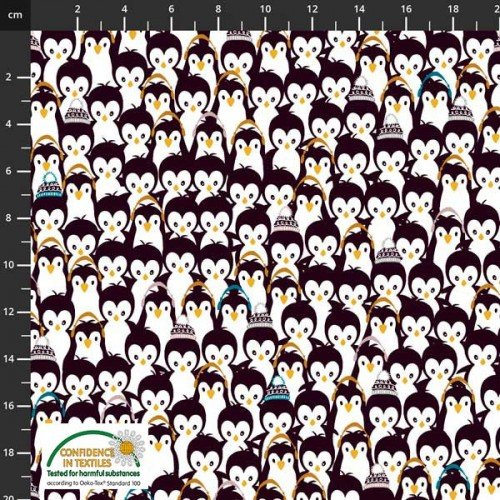Nordic Friends Penguins Multi