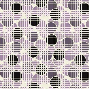 Bubble Grid Main Purple