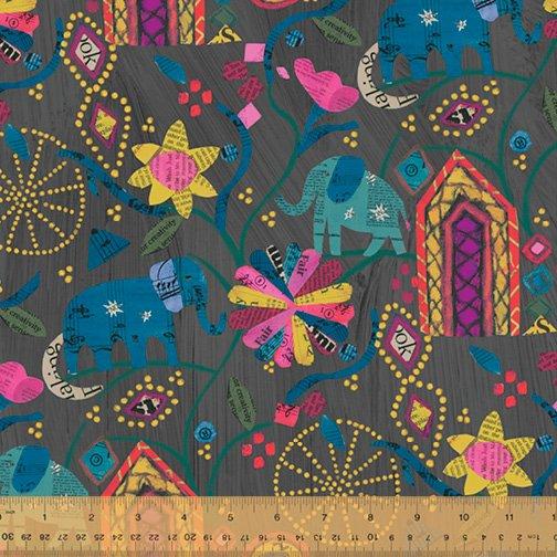 Wish Canvas Garden Of Dreams Midnight