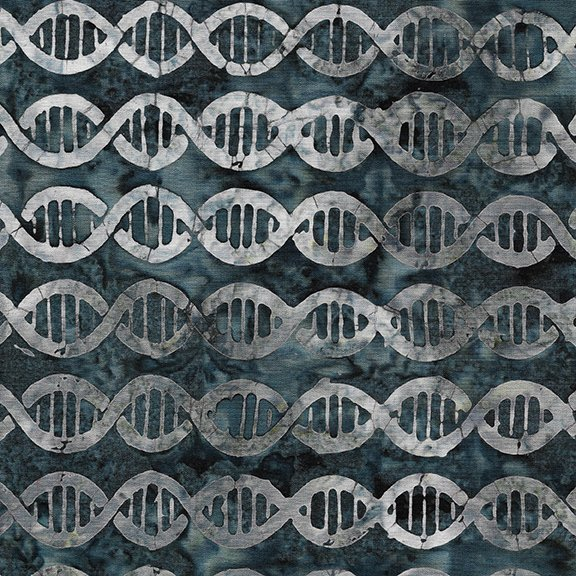 Blinded By Science DNA Gun Metal