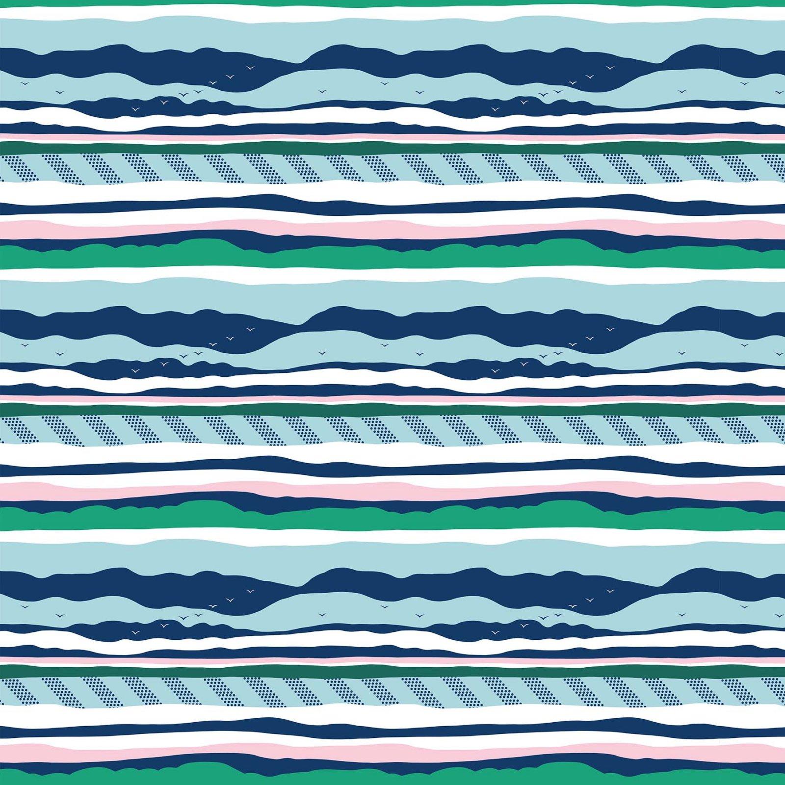 Salt Wind Sea Stripe Multi