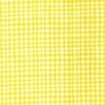 Gingham Play Lemon