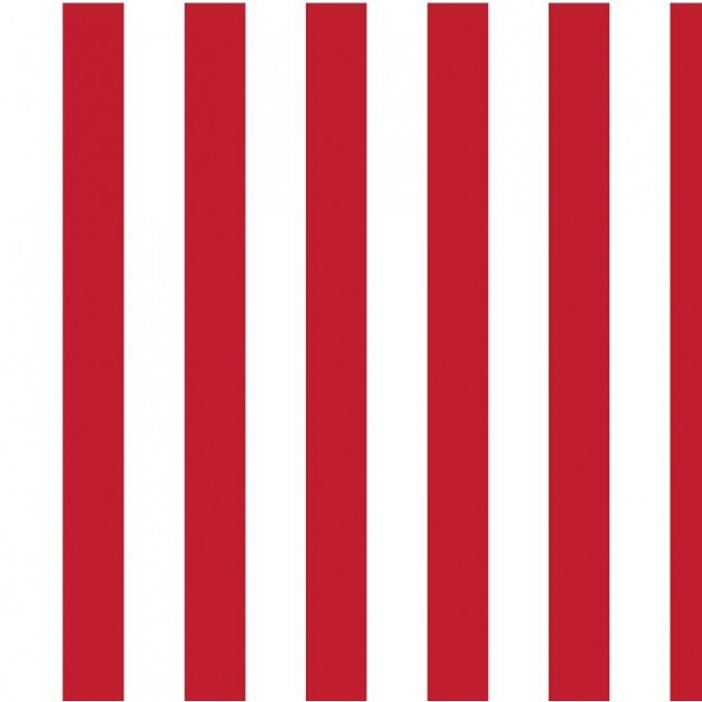 Mend Stripes Cherry