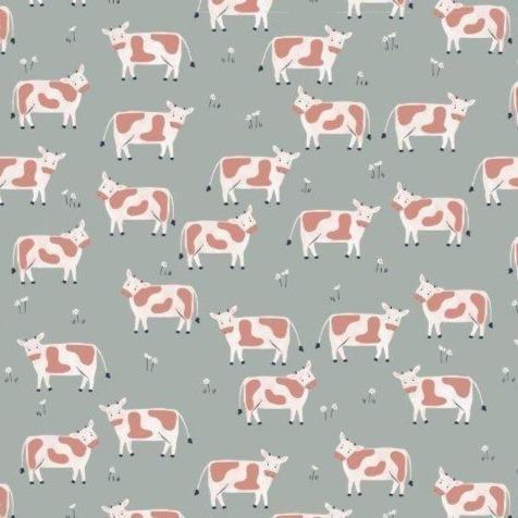 Farm Days Cows Grey