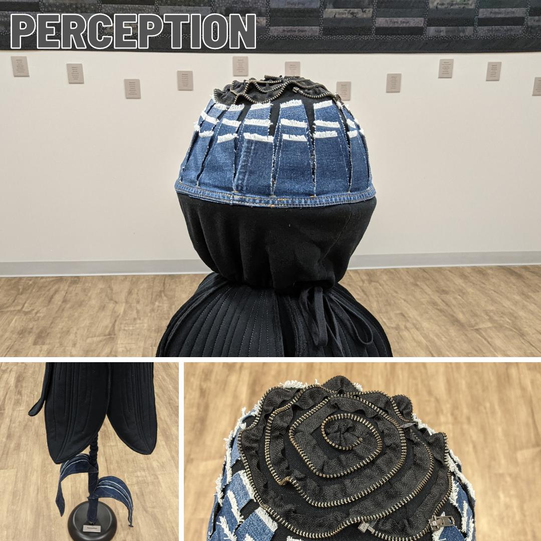 Fiber Art Fundraiser - Perception